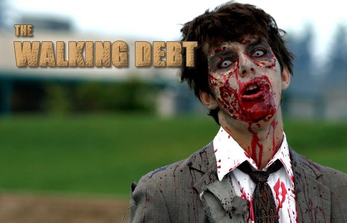 Zombie (Past) Debt That Just Won't Die