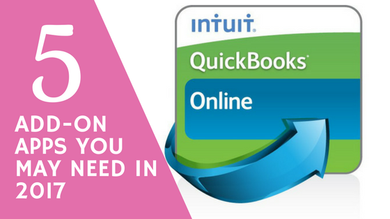5 QuickBooks Online Add-On Apps You May Need in 2017 – Penny