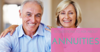 My Retirement Plan: 10 Questions to Ask About Annuities