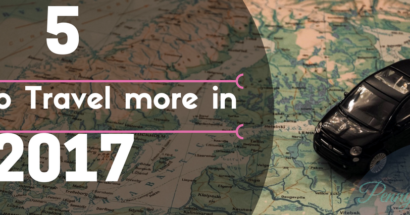 5 Ways to Travel More in 2017