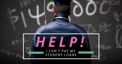 Help — I Can't Pay My Student Loans!