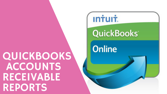 Using QBO's Accounts Receivable Reports